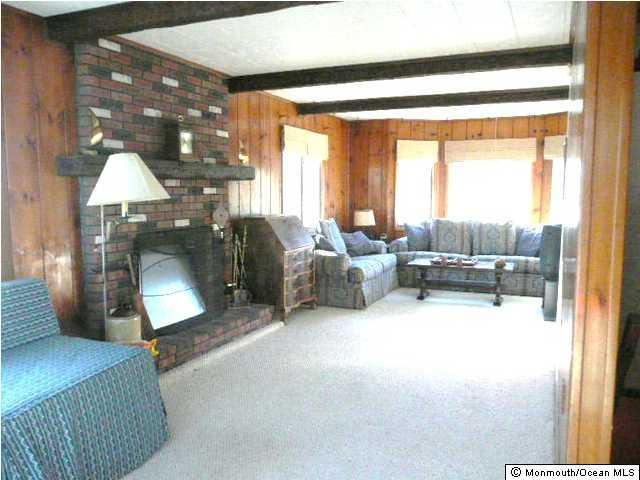 Paneling Painted Revere Pewter 2015   Home Design Ideas