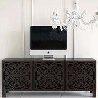 Storage Furniture - lace, cut, oak, entertainment console - furniture, storage, lace, cut, oak, wood, adjustable, shelf, shelves, coffee
