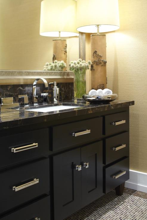 - bathrooms - Seagrass Wallpaper, Mosaic Granite Tile, Wallpaper ...
