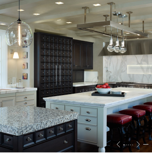 100 Awesome Kitchen Island Design Ideas: Kitchen With Two Islands