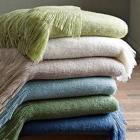 Bedding - Favorite Throw | west elm - favorite, throw