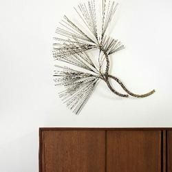 New Wallart Bonju Wall Sculpture