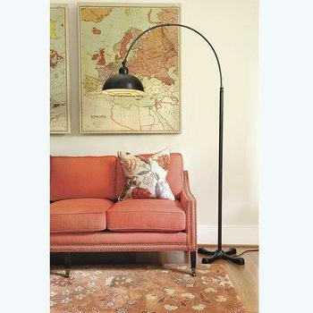 Brooklyn Floor Lamp, Ballard Designs