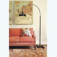 Lighting - Brooklyn Floor Lamp - Ballard Designs - floor lamp