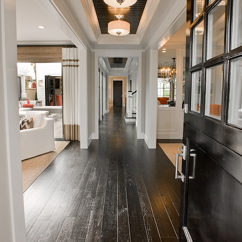 Long Foyer Ideas, Contemporary, entrance/foyer, Spinnaker Development