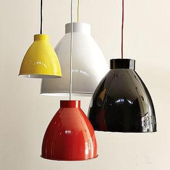 Industrial Pendant, west elm