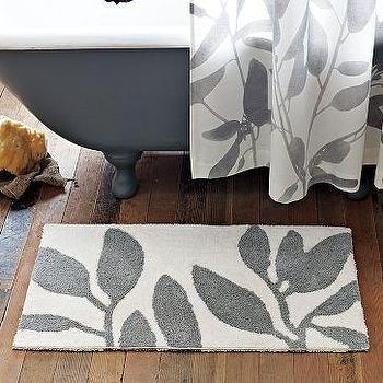 Bamboo Bath Mat, west elm