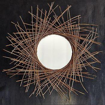 Mirrors - Twig Mirror | west elm - twig, mirror