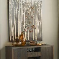 Art/Wall Decor - VivaTerra - Hand-Carved Birch Forest Panels - VivaTerra - birch forest, panels