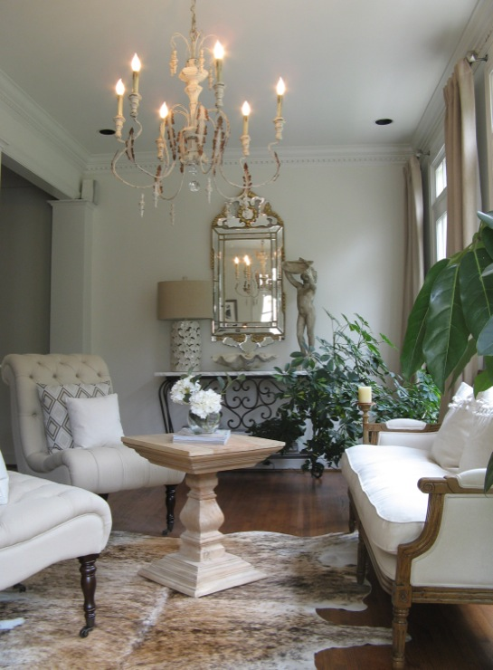 French living room french living room benjamin moore for Benjamin moore french white