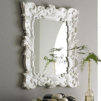 horchow baroque style mirror, Google Images