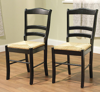 Pottery barn isabella dining chair look 4 less for Dining chairs for less