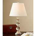 Lighting - Crystal SpheresTable Lamp | Overstock.com - lamp, glass ball