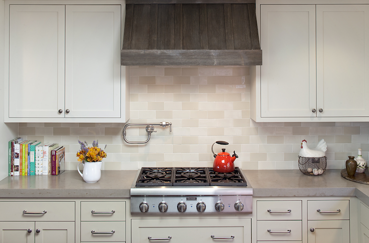 Gray Countertop Options : Grey Countertops, Transitional, kitchen, Artistic Designs for Living