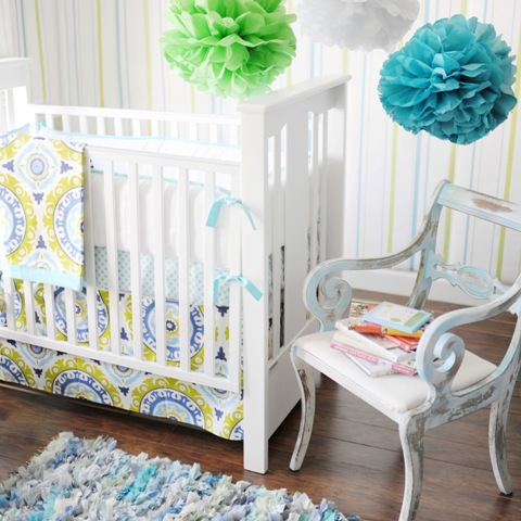 New Arrivals Inc - nurseries - baby bedding, crib bedding, baby