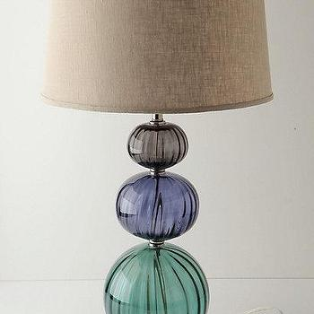 Lighting - Cooled Globes Base - Anthropologie.com - cooled, globe, lamp, base