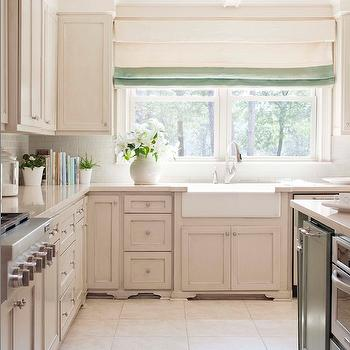 Silestone Countertops, Transitional, kitchen, Tobi Fairley