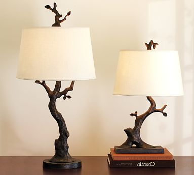 Pottery Barn Tree Table Lamp Look 4 Less!