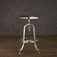 Seating - Vintage Toledo Barstool Polished Chrome | Bar & Counter Stools | Restoration Hardware - vintage, toledo, bar stools