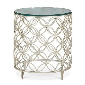 Tables - Cara And Cole Bubbles - Cara-cole-con-sidtab-002 | Candelabra, Inc. - wedding, circles, table