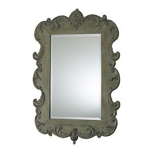 Mirrors - Vintage French Mirror - vintage, french, mirror