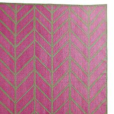 Rugs - Shop Designer Rug Collection | Serena & Lily - orchid/army, feather, rug