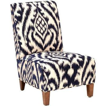 Seating - Lisa Chair - indigo, ikat, lisa, chair