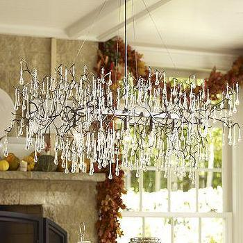 Lighting - Lucinda Branch Chandelier | Pottery Barn - Lucinda, branch, chandelier