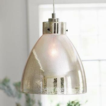 Lighting - Industrial Pendant �?¢â?¬â?? Mercury | west elm - industrial, mercury, pendant