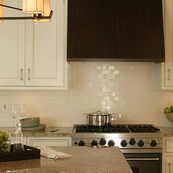 Ivory Subway Tile Backsplash Design Decor Photos