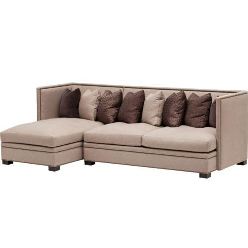 Seating - Gramercy Sectional - grammercy, sectional, chaise, lounge