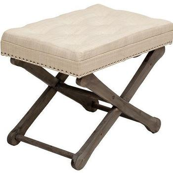 Seating - Carly Ottoman - carly, ottoman