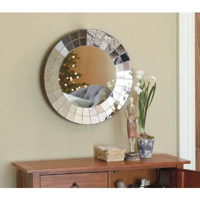 Adrianna Mirror Wall Decor Ballard Designs