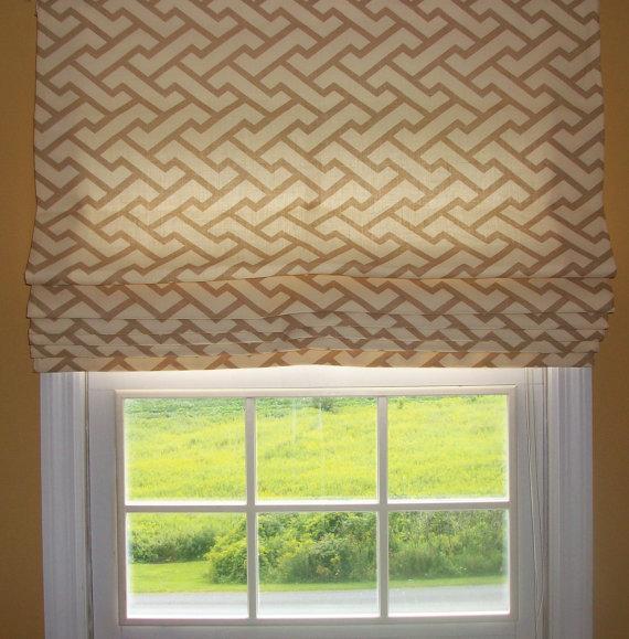 roman shade roman blind window shade by idealwindowfashions