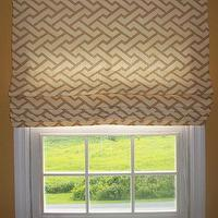 Window Treatments - Roman Shade Roman Blind Window Shade by Idealwindowfashions - gray, ivory, roman shade