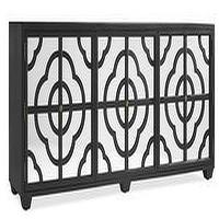 Storage Furniture - OM Home USA - anna, 3 door. julian chichester, cabinet