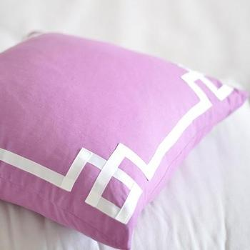 Pillows - Caitlin Wilson Textiles: Berry Deco Pillow - berry, deco, pillow