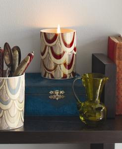 Ceramic Candle, Twilight Vanilla