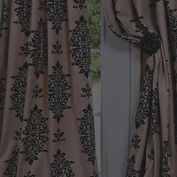 Window Treatments - Jakarta Printed Cotton Curtains & Drapes - jakarta, printed, curtains, drapes