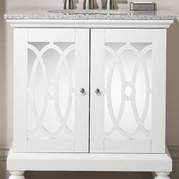 Bath - Reflections Barry Vanity - Bath Vanities - Bath | HomeDecorators.com - reflection, barry, vanity