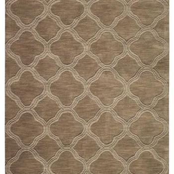 Rugs - Morocco I Area Rug - Transitional Rugs - Wool Rugs - Area Rugs - Rugs | HomeDecorators.com - quatrefoil, moorish tiles, rug