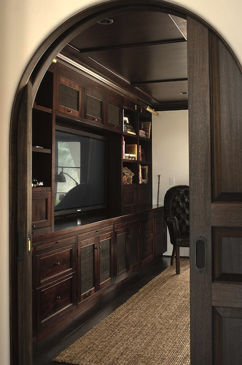 One Important Warning: If You Put Pocket Doors In, Remember That Although  They Are Not Loud , They Are Not Quiet, Either. Pocket Doors That Open Onto  A ...
