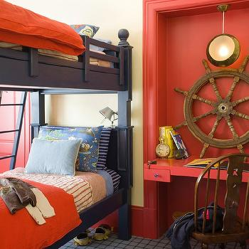 Nautical Boyy Room, Traditional, boy's room, Jeffers Design Group