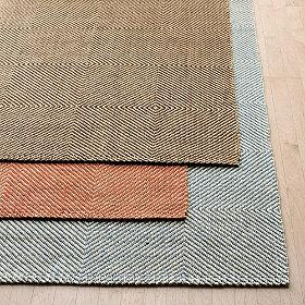 Diamond Jute Rug, The Company Store