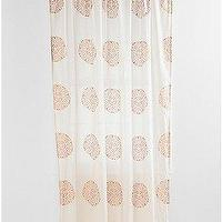 Window Treatments - UrbanOutfitters.com > Foil Medallion Window Panel - foil, medallion, window, panel