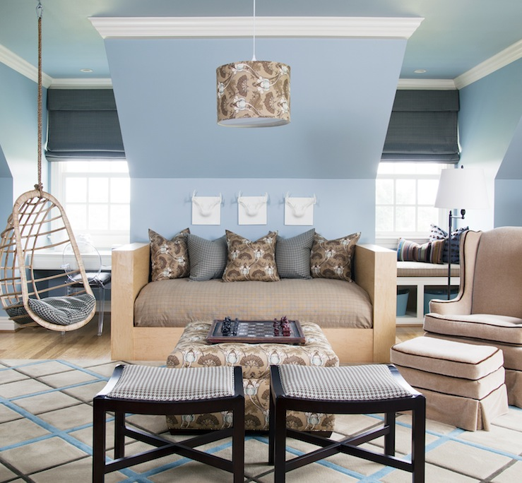 Kids Daybed - Transitional - boy's room - At Home in Arkansas