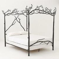 Beds/Headboards - Forest Canopy Bed - Anthropologie.com - forest, canopy, bed