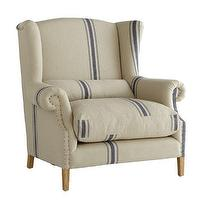 Seating - Grand Wingback Chair | Chairs | Wisteria - wingback, chair