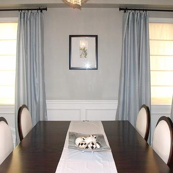 Revere Pewter Pictures, Traditional, dining room, Benjamin Moore Revere Pewter, AM Dolce Vita
