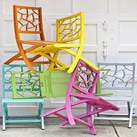 Social Butterfly Upholstered Chair Caracole Modern